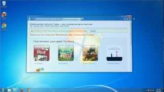 How to uninstall (remove) Whitesmoke Toolbar (search, homepage)