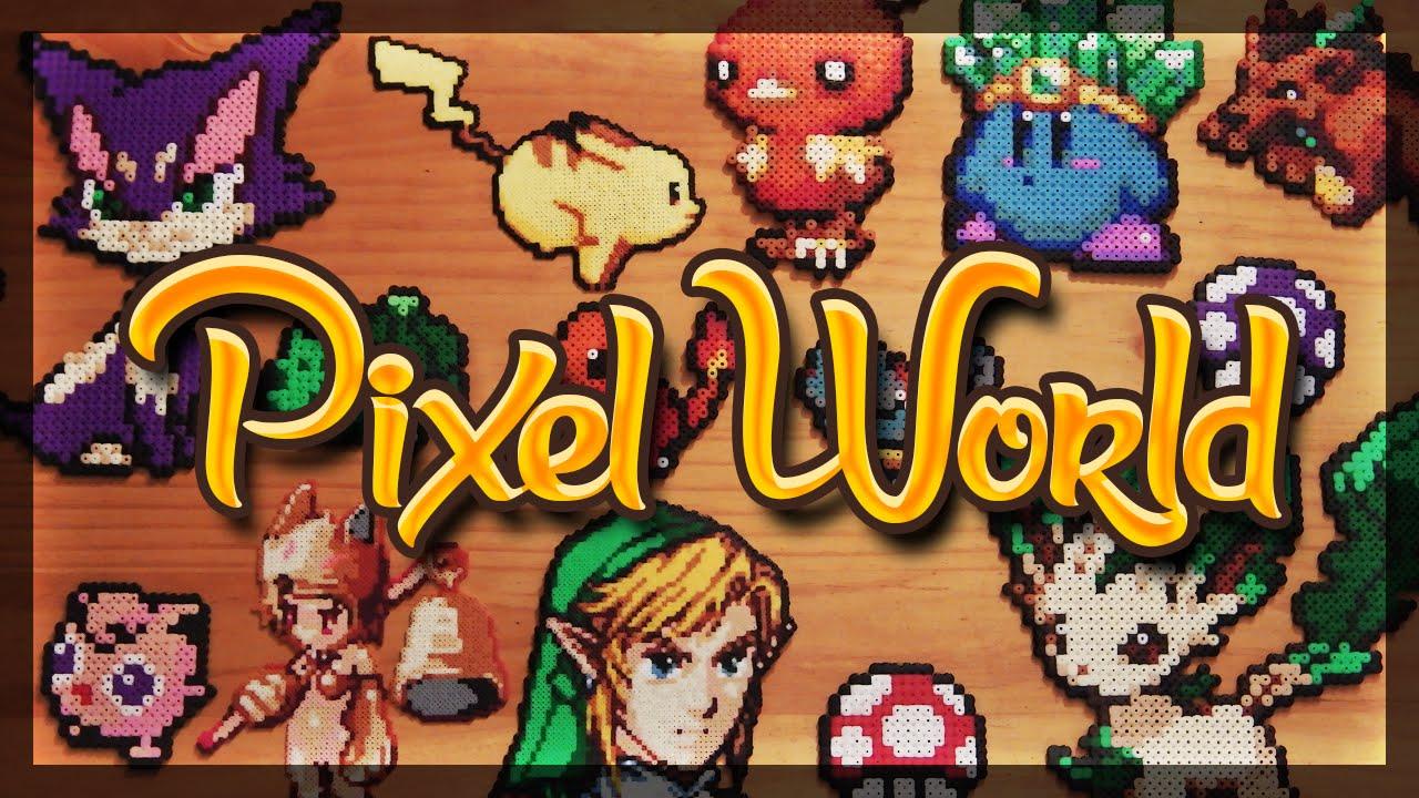 Pixel Art 23 Pokémon Brindibou