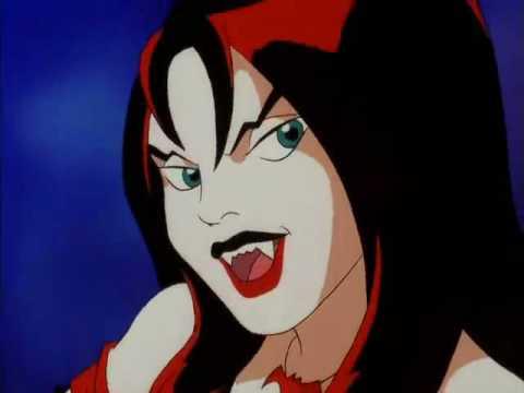 Скуби ду девушки вампирши