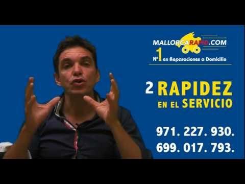 Servicio tecnico calentadores mallorcarapid en palma de for Servicio tecnico roca palma de mallorca