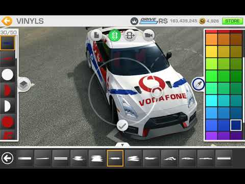 Real Racing 3-Nissan GTR Nismo R35 Customize And Gameplay