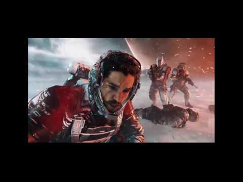 фильм фантастика БЕЗГРАНИЧНАЯ ВОЙНА video kino военные фильмы 2016 года на русском языке