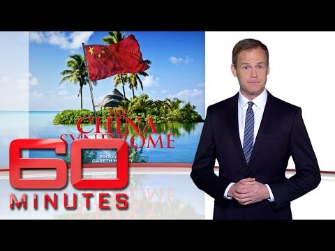 The China Syndrome: Part One - Is China taking over the South Pacific? | 60 Minutes Australia