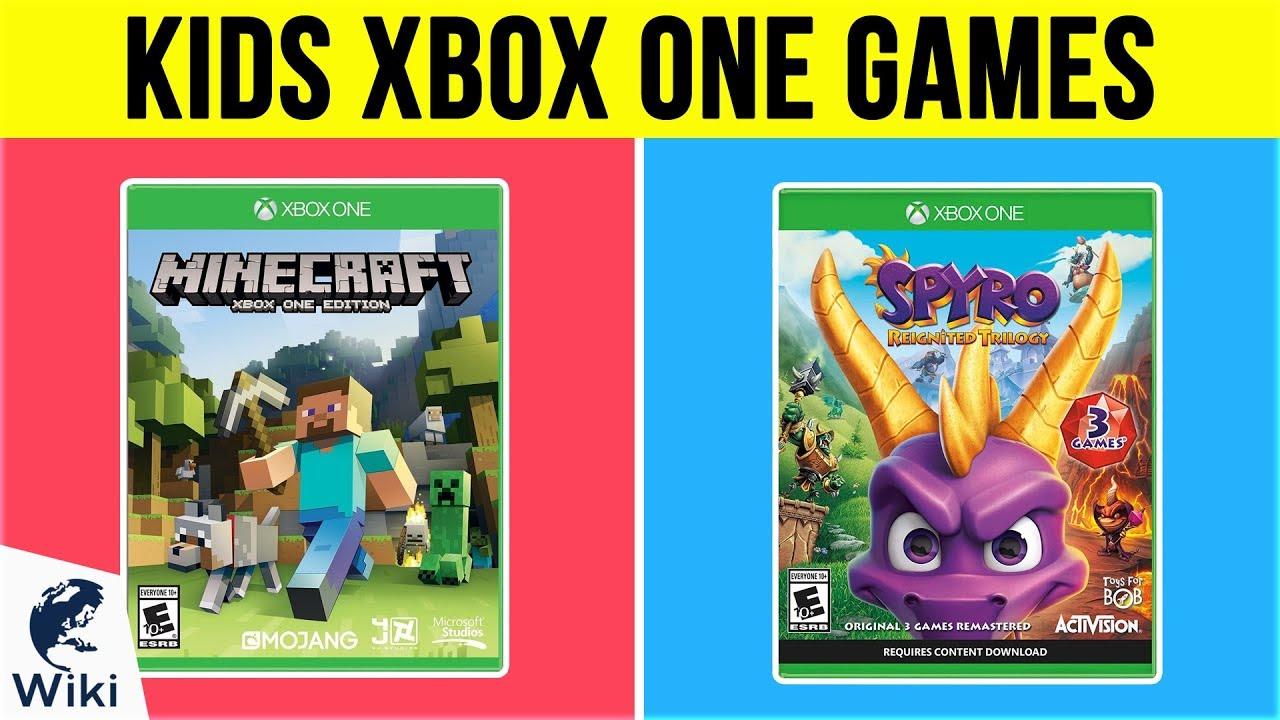 10 Best Kids Xbox One Games 2019 Youtube