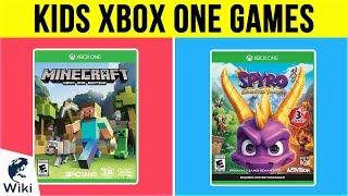 10 Best Kids Xbox One Games 2019