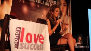 "Shy Love AVN Seminar on ""How To Catch A Kitten"""
