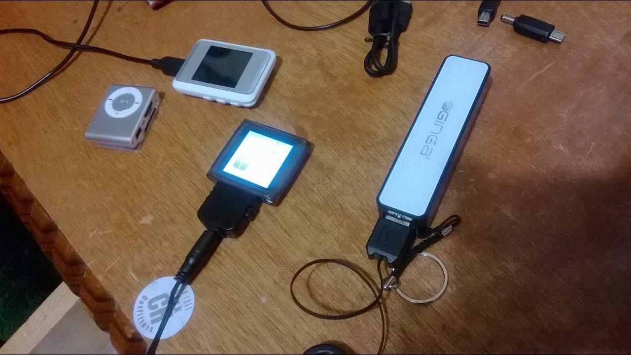 Cargador portatil bateria externa youtube - Cargador de baterias ...