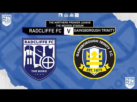 Radcliffe Gainsborough Goals And Highlights