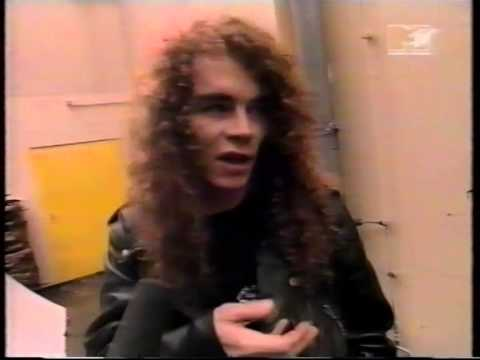 Overkill Interview on Headbanger's Ball, 1993