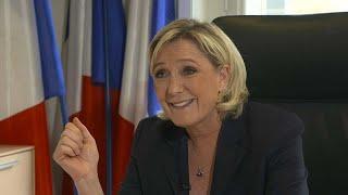 Marine Le Pen : Il est urgent de retrouver la maîtrise de nos frontières