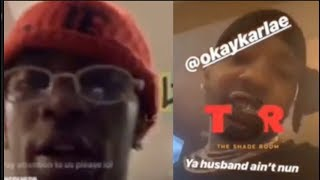 Young Thug & Lucci Go At It On IG, Thug Wants To Slap Lucci, Lucci Brings Thugs Girl Into The Beef!