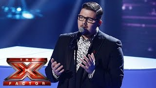 Video Ché Chesterman covers You Can't Hurry Love | Live Week 2 | The X Factor 2015 download MP3, 3GP, MP4, WEBM, AVI, FLV Januari 2018