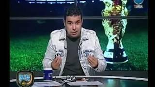 خالد الغندور: محمد الشناوي عالمي وكان نجم مباراة مصر واوروجواي الاول