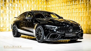 Mercedes-Benz GT 63 S AMG 4MATIC BRABUS 800 [Close up]