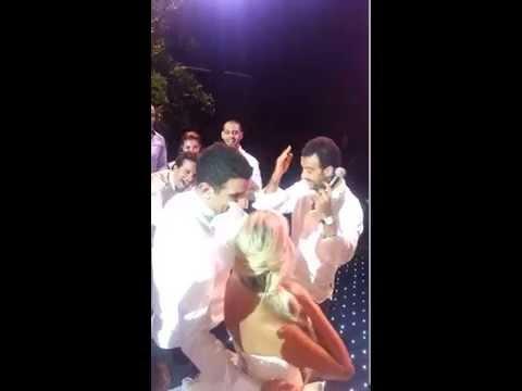 Joe Ashkar live Habibet Albi at a wedding / جو اشقر - حبيبة قلبي