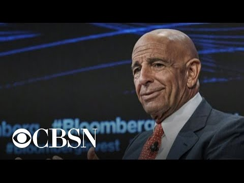 Trump associate Tom Barrack faces charges of illegal lobbying