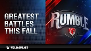 Rumble tournaments. Trailer