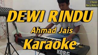 Ahmad Jais DEWI RINDU Karaoke Versi Korg PA600