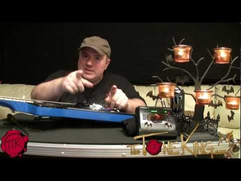 How to DROP TUNE a Floyd Rose Trem System