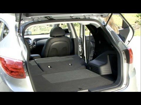 2010 Hyundai Tucson - Cargo Capabilities