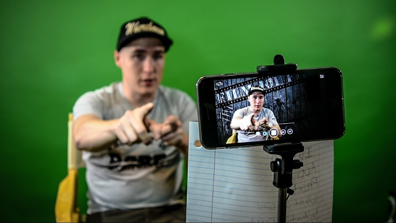 Green Screen Pro App !!!NOW AVAILABLE!!!