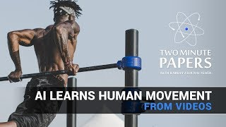 This AI Learns Human Movement From Videos