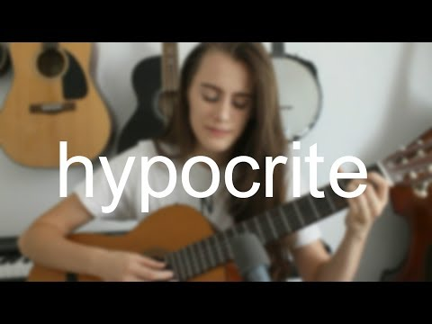Hypocrite - Cage The Elephant - COVER