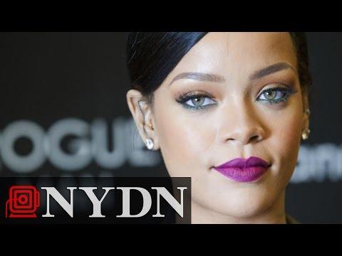 Rihanna Calls Ex-NAACP Leader Rachel Dolezal a 'hero'