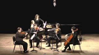 Brahms Piano Quintet op. 34 II. Andante un poco adagio