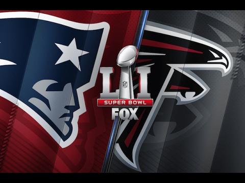 Watch Super Bowl 2017 Live Stream Free (New England Patriots @ Atlanta Falcons)