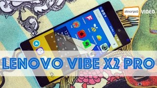 lenovo Vibe X2 Pro: обзор большого смартфона