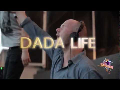 Dada Life - Bounce Music Festival - Halloween - Announcement Video