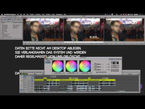Avid Media Composer - Unterricht 5.0