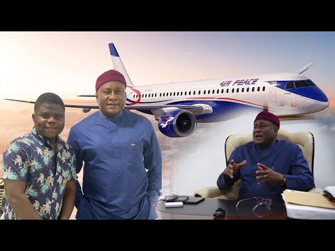 How A Nigerian Established West Africa's Biggest Airline(Airpeace)