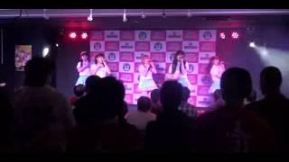 ダブルフォー出演 アキバアイドルフェスティバル VOL.3.