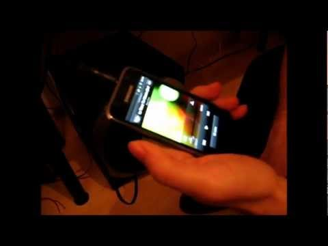 iPhone4S vs Samsung Galaxy S Plus (+Day/Night-Video) + Bench