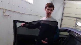 Авто шторки Chiko Magnet (на магнитах)
