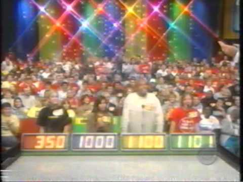 The Price is Right | 1/29/04