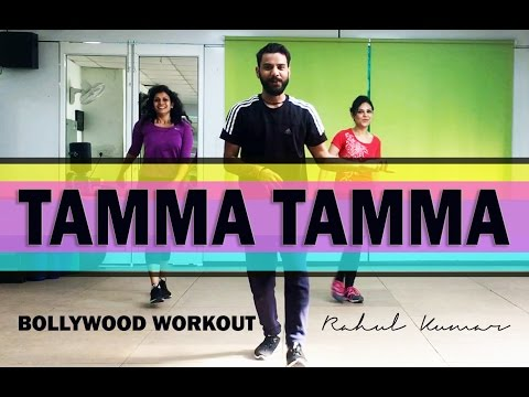 Tamma Tamma Zumba Dance  Tamma Tamma Bollywood Dance Workout  Tamma Tamma Fitness Choroegraphy
