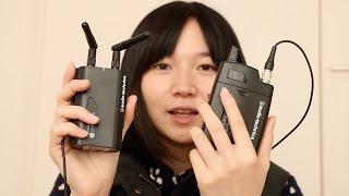 ワイヤレスピンマイク オーディオテクニカ システム10シリーズ thumbnail