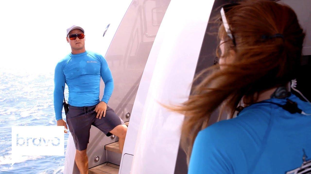 Download Ashton Pienaar Snaps At Rhylee Gerber | Below Deck: Season 6, Episode 7| Bravo