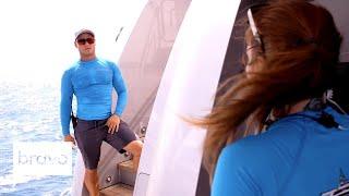 Ashton Pienaar Snaps At Rhylee Gerber | Below Deck: Season 6, Episode 7| Bravo