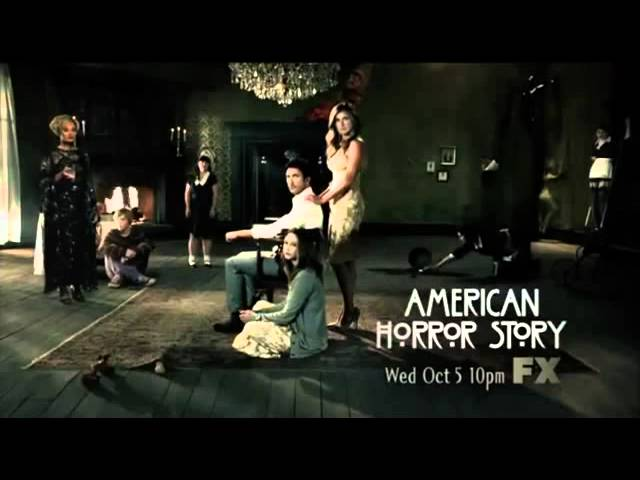 American Horror Story Season 1 All Teasers Compilation