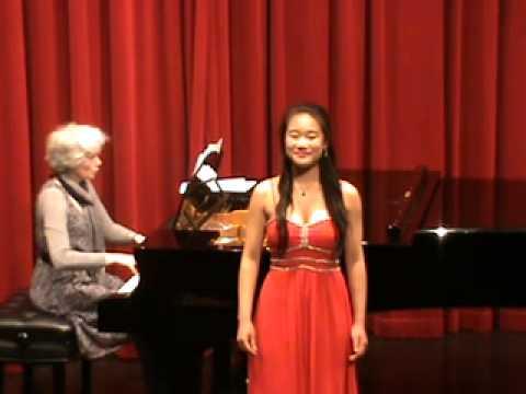 2011 NZQA Scholarship Music Top Scholar Recital - Jessie Sun (age 17)
