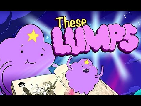 Adventure Time – These Lumps (Cartoon Network Games)