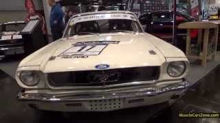 1965 Ford Mustang Coupe V8 289 CID Classic Muscle Car - 2014 Essen Motor Show