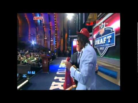 NFL Draft 2012 - Round 1 Pick #2 - Robert Griffin III (Redskins)