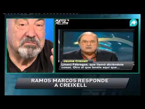 """Joaquín Ramos Marcos: """"Lo que dice Creixell es de chiste"""""""