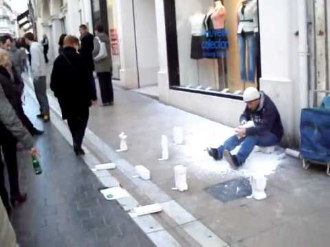 Montpellier centre ville france youtube - Location meuble montpellier centre ville ...