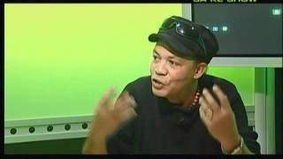 Patrick Saint ELOI - Interview par Ayden ( Sa Ke Show sur TeleSud )